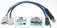 Antennenadapter (Set) ISO --> Nissan/KIA/Subaru (GT13)