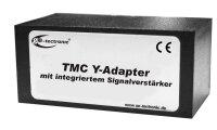 TMC Adapter mit Signalverstärker, Stecker...