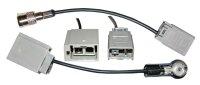 Antennenadapter (Set) ISO --> Volvo (GT5)