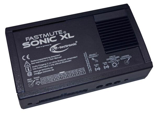 FastMute Sonic XL inkl. ISO-Anschluss