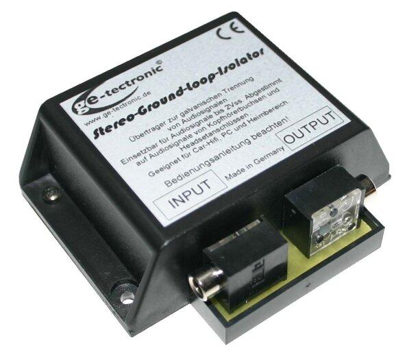 Stereo-Ground-Loop-Isolator